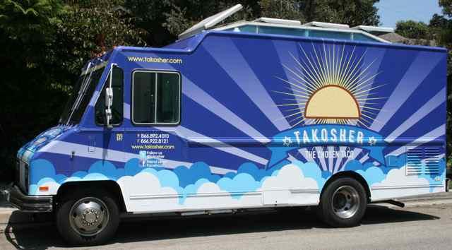kosher food truck