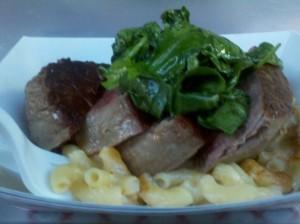 Hodge Podge Truck Chef's Steak