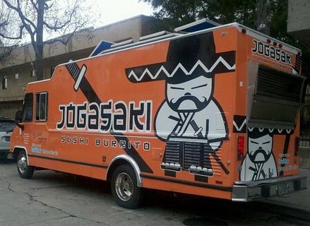 Jogasaki Burrito – Sushi Burritos in Los Angeles, CA ...