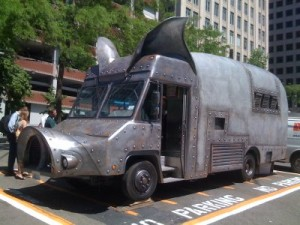 maximus minimus food truck