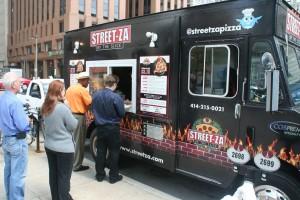 streetza customers