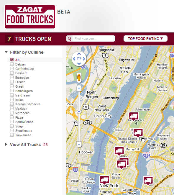 Washington DC – Food Truck Talk – Searching for the best foodtrucks!